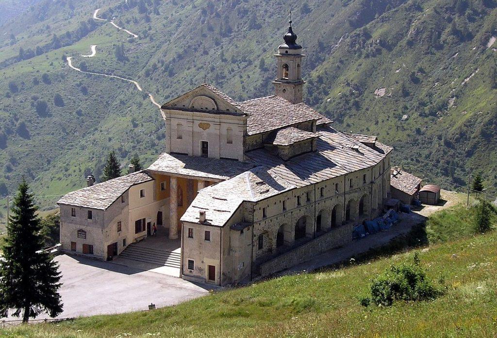 Castelmagno - Santuario San Magno