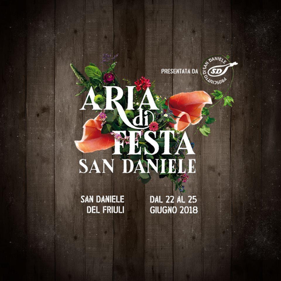 Aria di Festa Friuli San Daniele