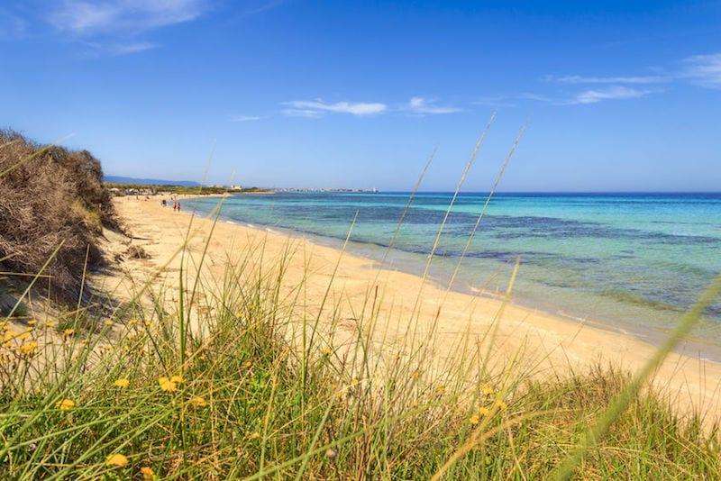 parco naturale dune costiere