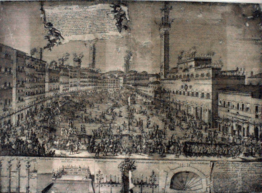 L'antico rito del Mercato del Campo a Siena