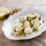 gorgonzola e pere ricetta