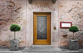 Ristorante La Credenza Di San Maurizio : Ristoranti a natale menu stella michelin meno di u ac