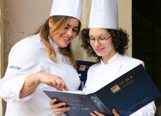 Alma: partiti due nuovi corsi di pasticceria e cucina italiana