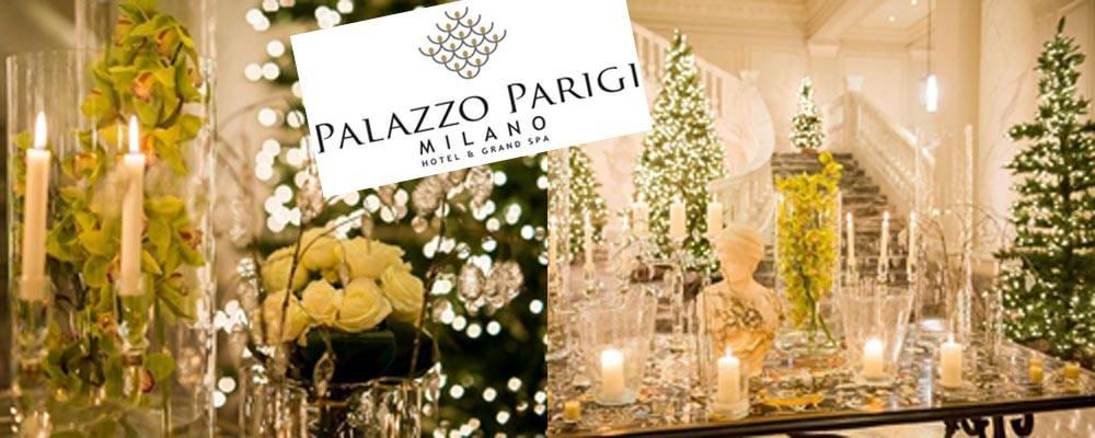 Milano Decorazioni Natalizie.Palazzo Parigi Hotel Grand Spa A Milano Per Un Natale