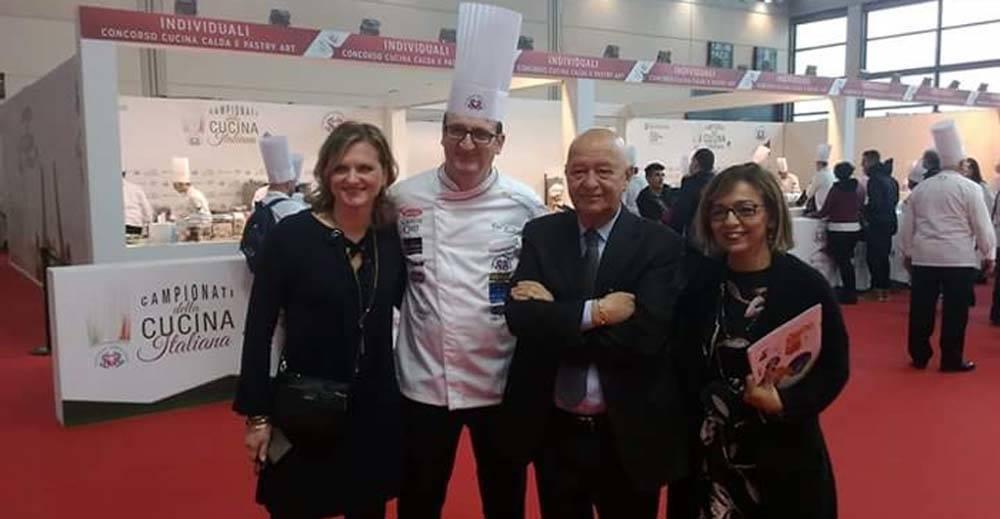 Al via i Campionati della Cucina Italiana alla fiera di Rimini ...