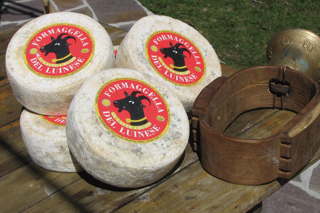 La formaggella del Luinese Dop