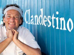 Lo chef stellato Moreno Cedroni