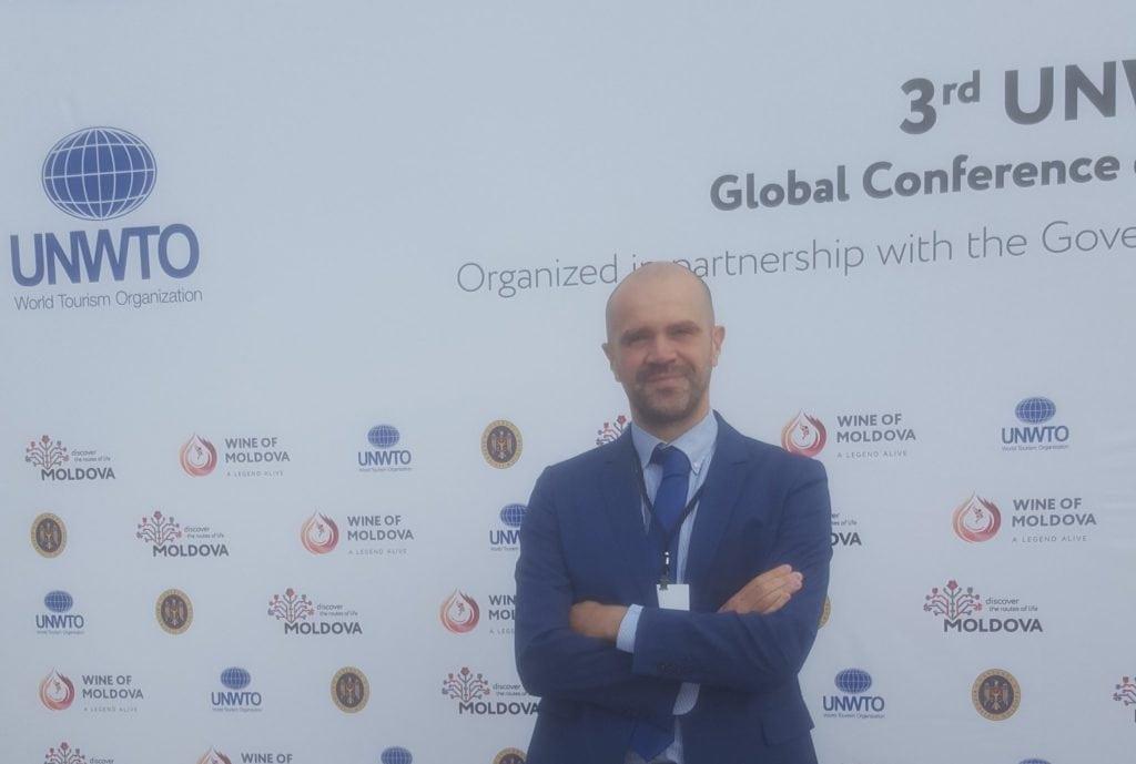 Alessio Cavicchi, professore associato di Marketing agroalimentare e agribusiness presso il Dipartimento di Scienze della Formazione, dei Beni Culturali e del Turismo dell'Università degli Studi di Macerata