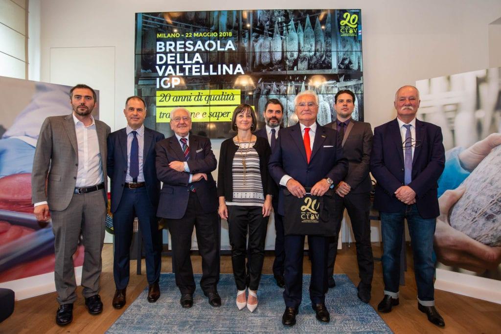 20 anni consorzio bresaola milano 22 maggio 2018-0881