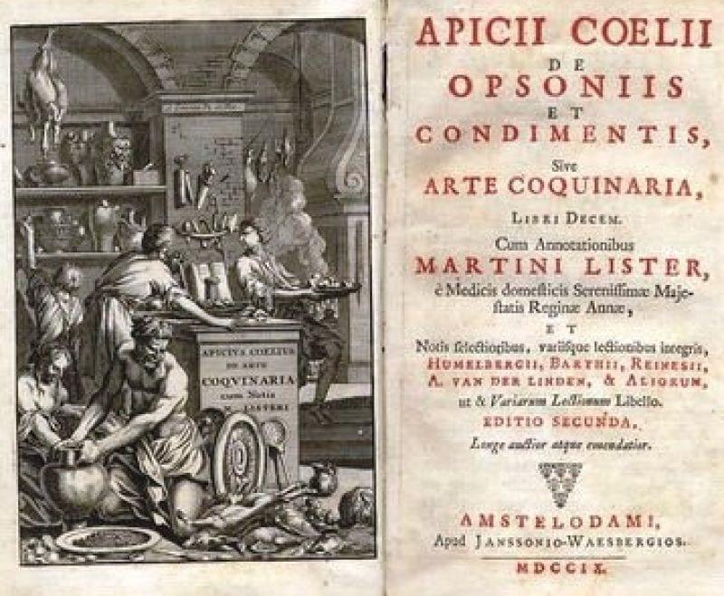 De Re coquinaria Apicio