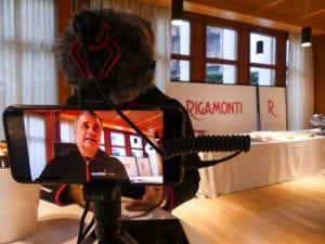 Claudio Palladi, ad Rigamonti