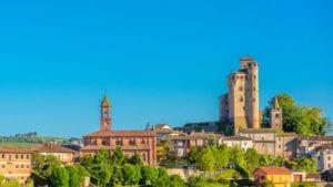 Il castello di Serralunga d'Alba