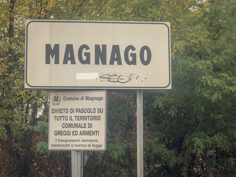 Magnago, cittadina che conserva una vocazione rurale