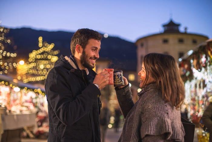 Mercatini di Natale gourmet anche a Trento