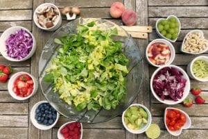 bio frutta verdura