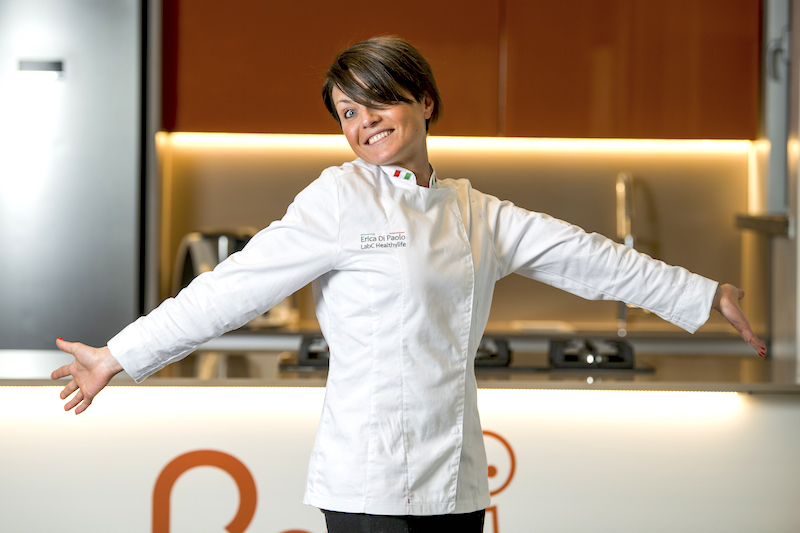 Erica Di Paolo, fondatrice del LabC di Gallarate