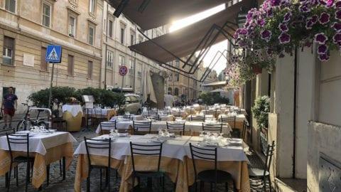 ghetto roma ristoranti