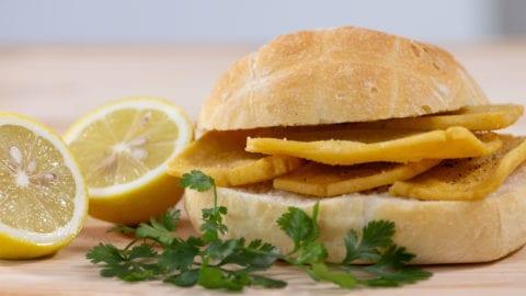 pane e panelle cucina siciliana