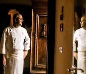 Chef Vincenzo Guarino