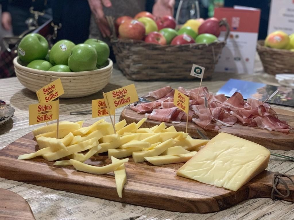 formaggio Stelvio Dop