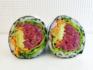 sushi manzo Fusho