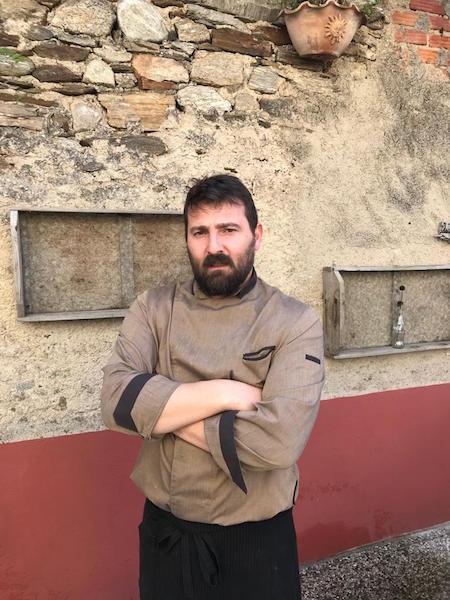 Chef Alessio D'Alberto