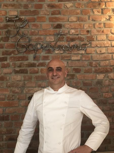 Lo chef Roberto Babbo