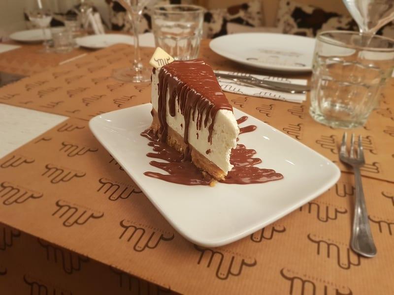 cheesecake Muu Muzzarella