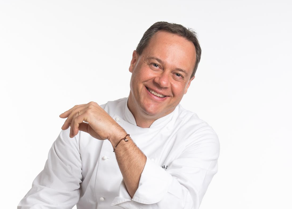 chef Luca Marchini