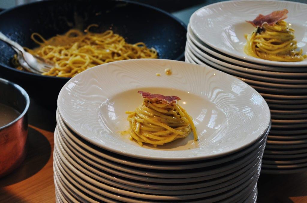 Anche grandi classici della cucina di Marco Sacco al nuovo Piano35 di Torino