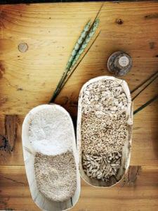 semi e farine di grani antichi