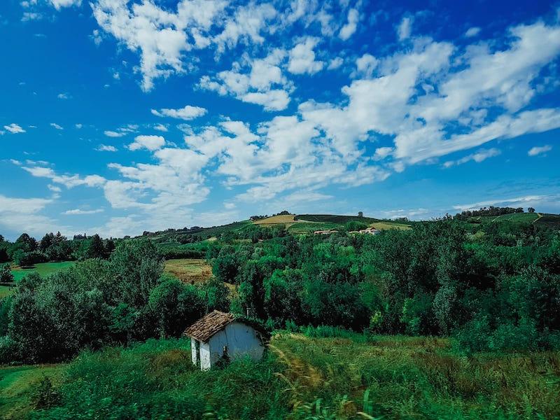 monferrato paesaggio