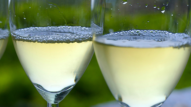 vino bianco Etna