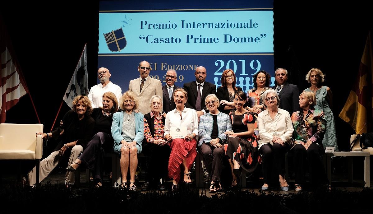Premio Casato Prime Donne: Prima Donna 2019 è la sondaggista