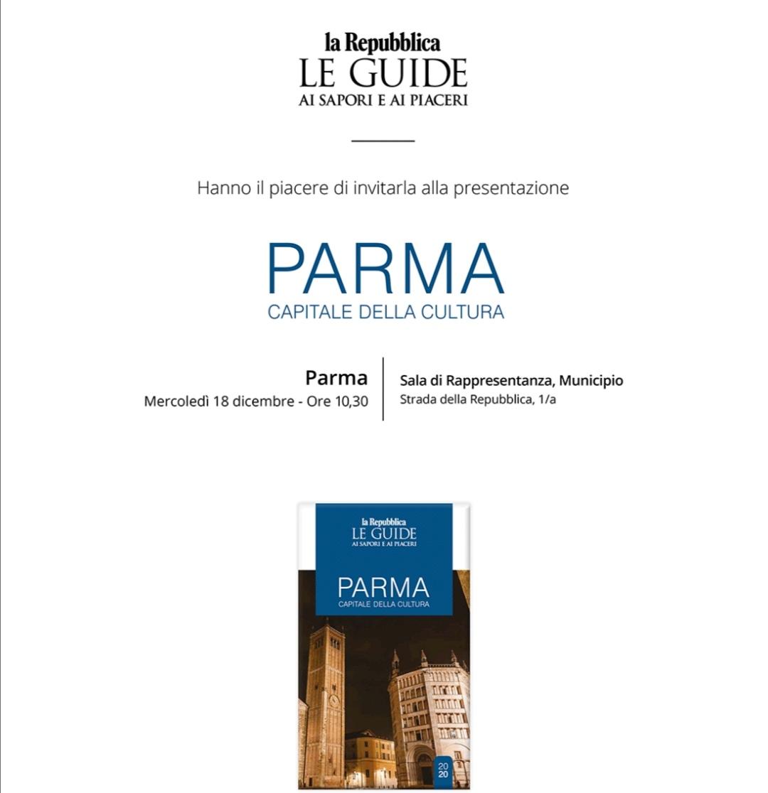 Parma 2020, la Capitale Italiana della Cultura tra cultura e cibo