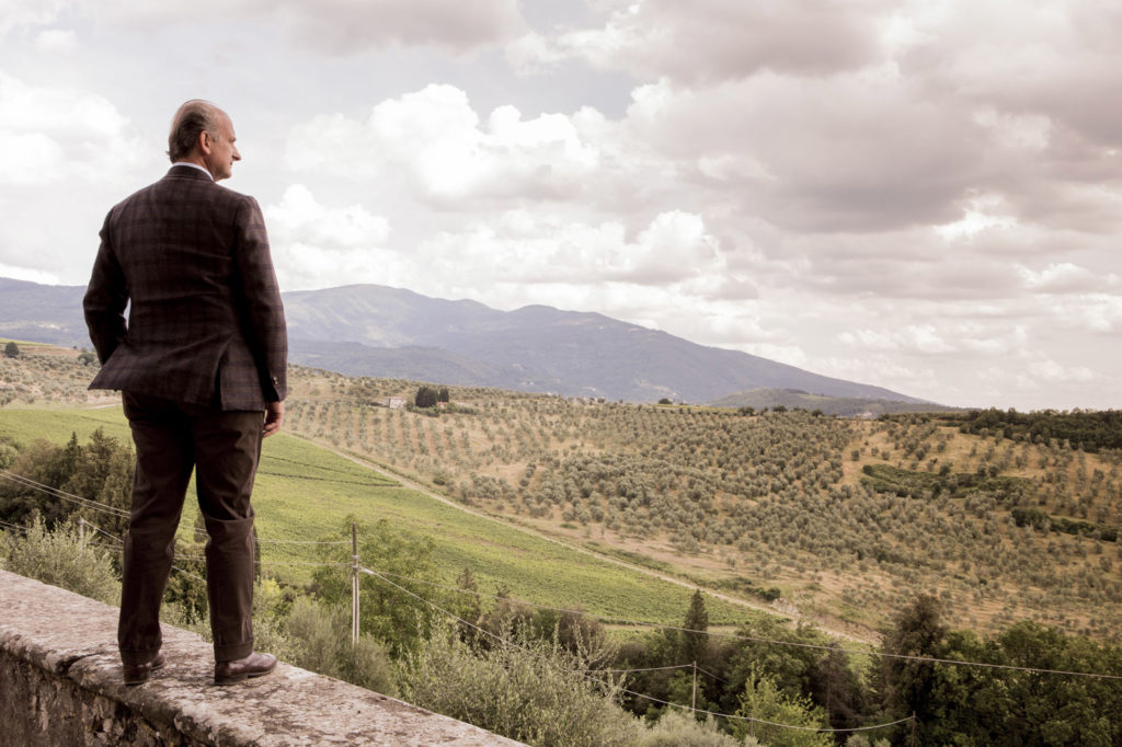 Panorami dalla tenuta Nipozzano
