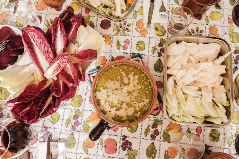 piatto tipico piemontese