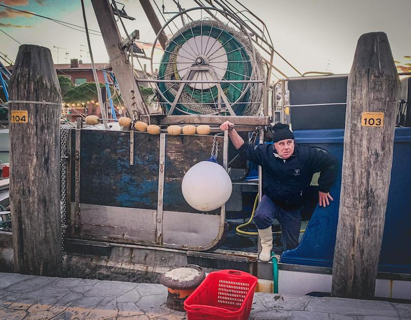pesca caorle
