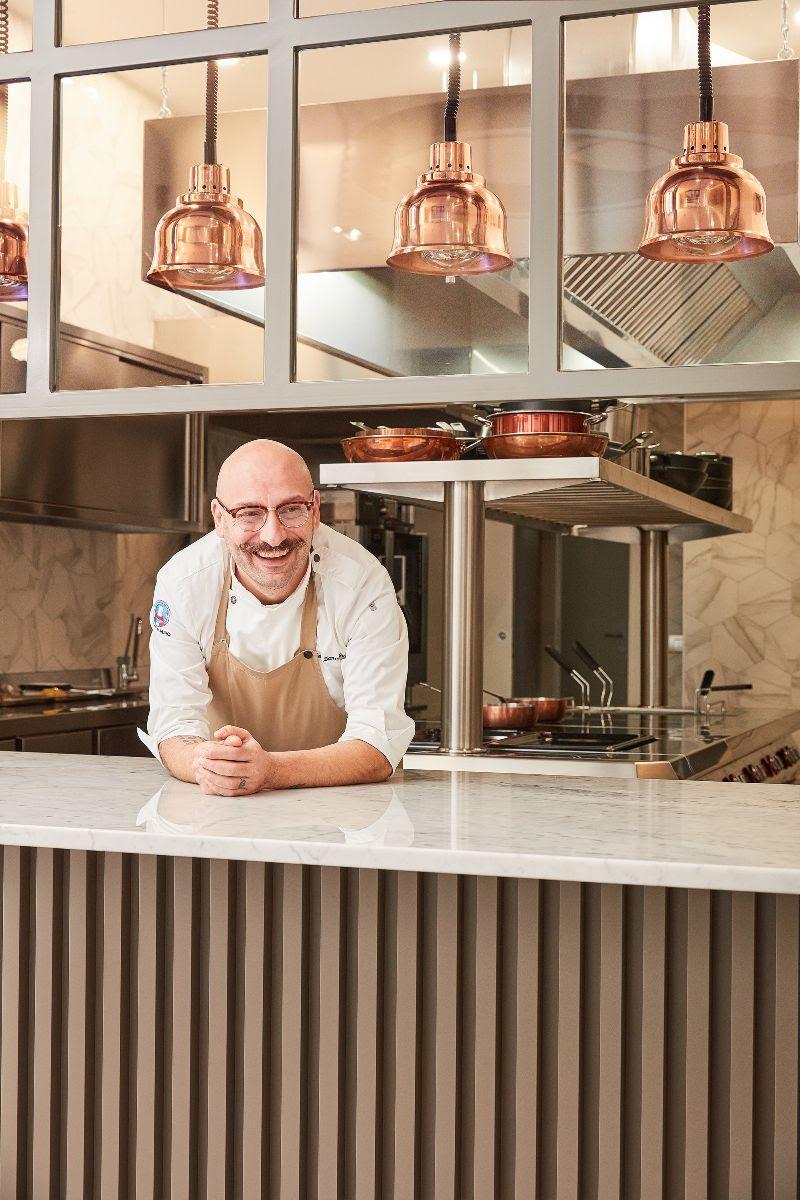 Chef Fabio Zanetello