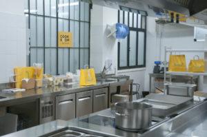 glovo dark kitchen