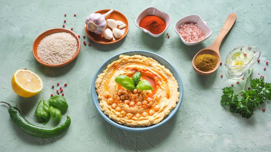 ingredienti hummus