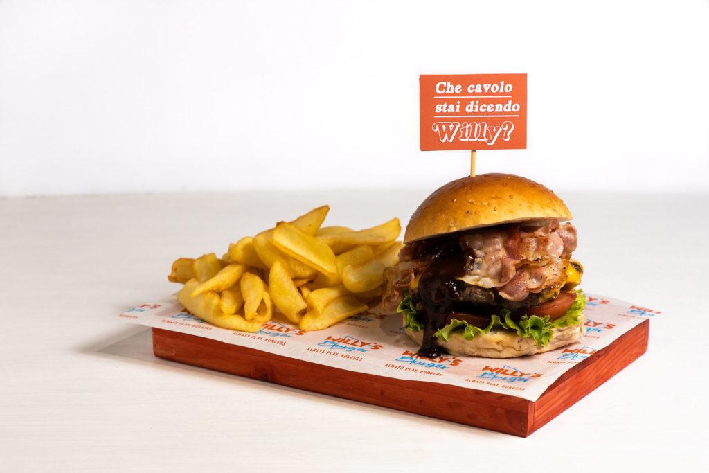 Burger Willy's Burger