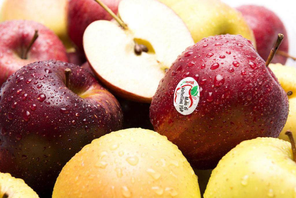 Caratteristiche mele della valtellina