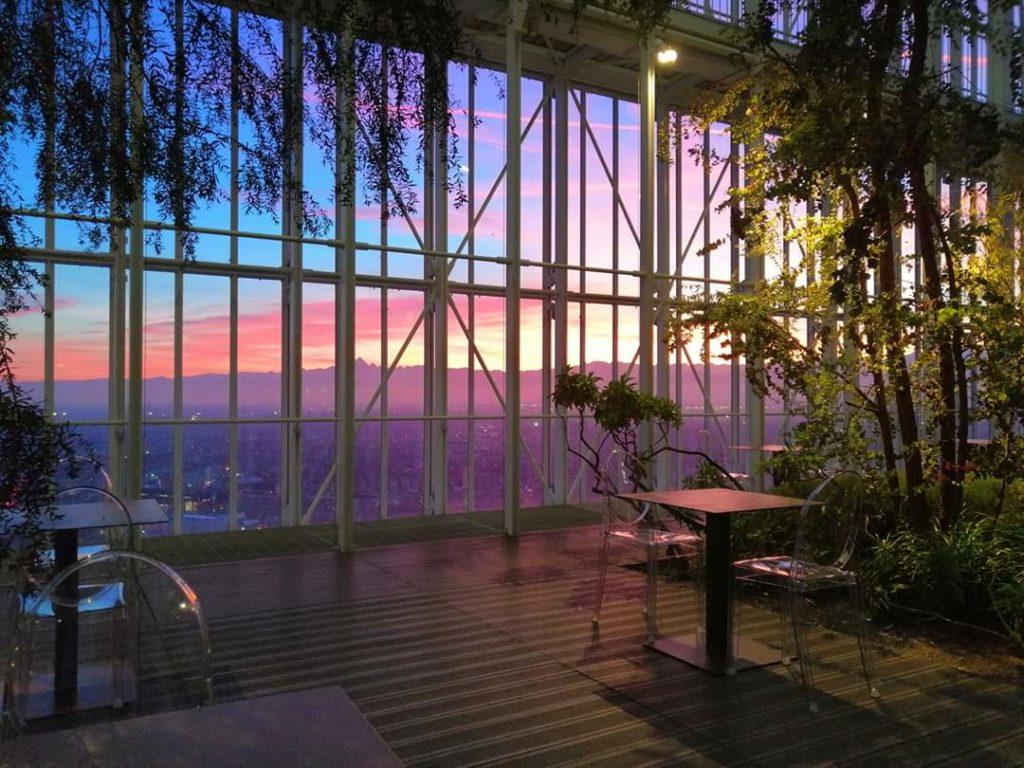 ristorante piano35 panorama