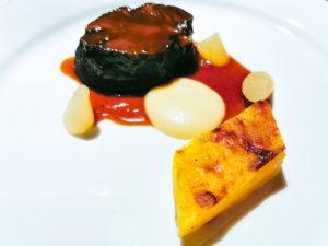 Menu degustazione ristorante il Sambuco Longiano