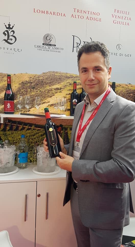 Riccardo Rabuffi, Amministratore Unico di Beacon