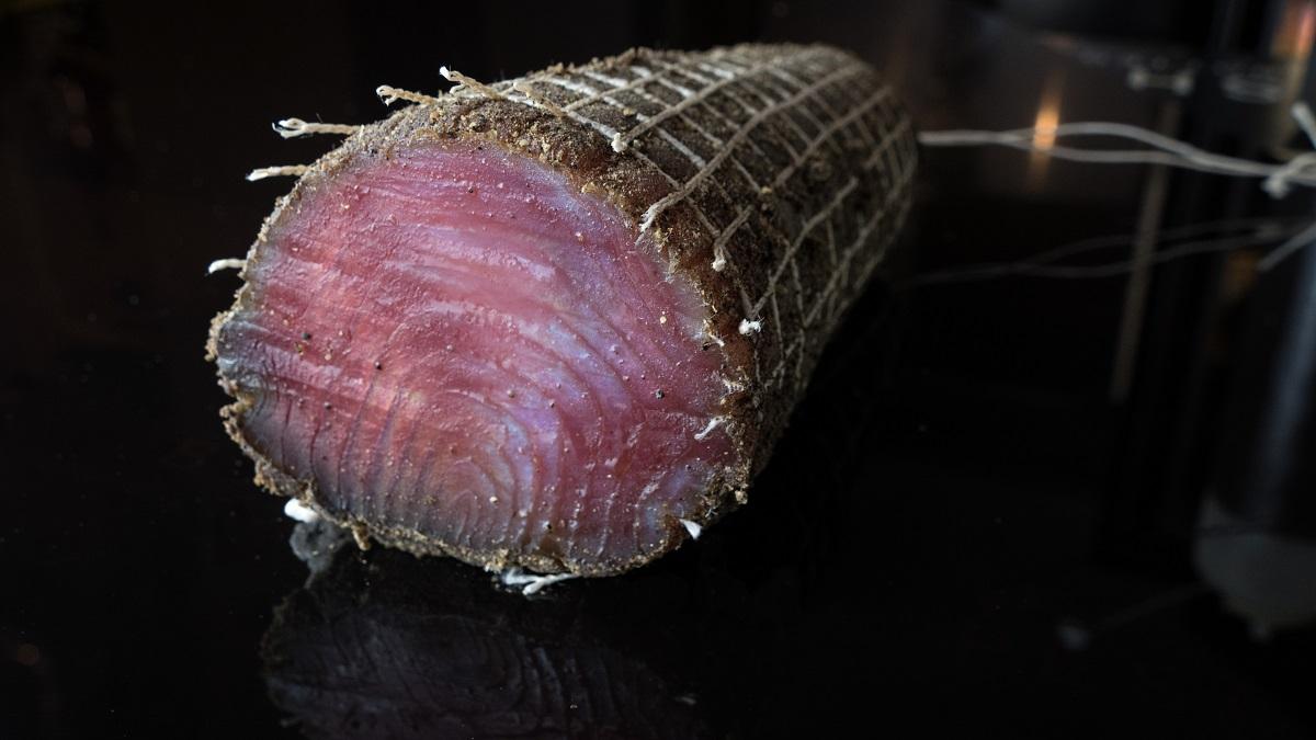 bresaola di tonno