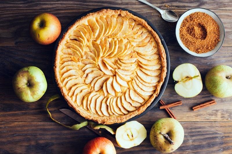 dolci autunnali torta di mele