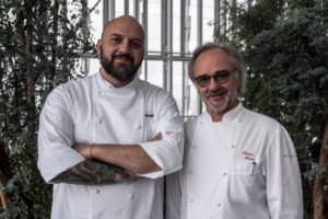 Cristian Balzo e Marco Sacco
