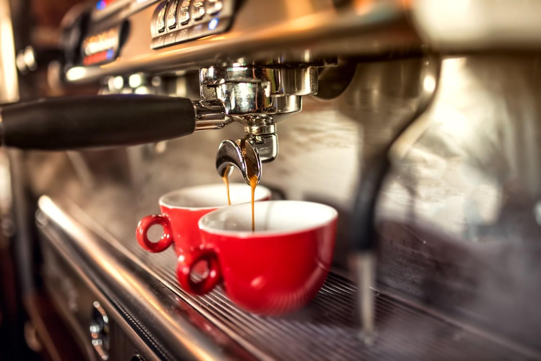 italiani e caffè